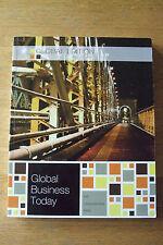 Global Business Today 8E Hill, Udayasankar, Wee  GLOBAL EDITION  [9781259011788]