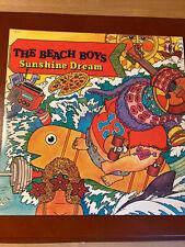 The Beach Boys - Doppel LP – Sunshine Dream Capitol von 1982 Vinyl Schallplatte