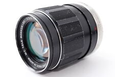 """AS IS"" Minolta MC TELE ROKKOR-PF 100mm f/2.5 MF Telephoto Lens From Japan #1137"
