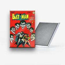 Batman Comic Joker Refrigerator Magnet 2x3
