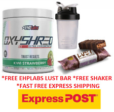 EHPLABS OXY SHRED EHP LABS OXYSHRED THERMOGENIC ALL FLAVOURS FREE EXPRESS CHEAP