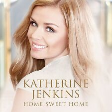 KATHERINE JENKINS Home Sweet Home 2014 14-track CD NEW/SEALED