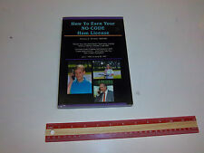 How to Earn Your No-Code Ham License by Donald L. Stoner (1993, Paperback) NARA