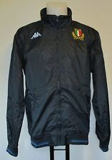 ITALY RUGBY NAVY FULL ZIP JACKET BY KAPPA ADULTS SIZE XXL BRAND NEW WITH TAGS