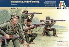 Italeri 1/72 VIETNAMITA Ejército/VIETCONG - GUERRA VIETNAM #6079
