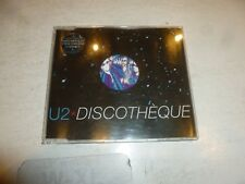 U2 - Discotheque - Rare 1997 UK 4-track CD Single