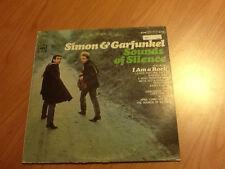LP SIMON & GARFUNKEL SOUNDS OF SILENCE COLUMBIA CS 9269 USA PS G/VG TRR