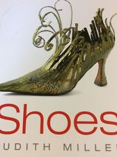 Shoes Judith Miller New Book Iconic Shoes Fashion Style Designer Styles Book