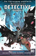 DC Universe Rebirth - Batman Detective Vol 4 Deus Ex Machina - SC TPB -NEW