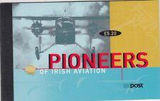 IRELAND BOOKLET : 1998 PIONEERS OF IRISH AVIATION complete SG SB63 MNH