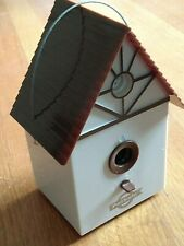 DOGTEK Sonic Bird House Bark Control Outdoor/Indoor Stop Nuisance
