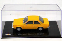 Altaya 1:43 Scale Chevrolet Chevette SL 1979 Diecast Models Toys Car Collection