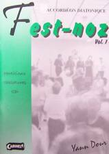 Accordéon diatonique Recueil de tablatures : répertoire de Fest-Noz