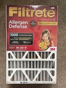 3M Filtrete 4-Inch Micro Allergen Defense MPR1000 Air Filter 16x25x4 Furnace 11