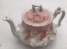 Tea Pots Antique Original Victorian Date-Lined Ceramics