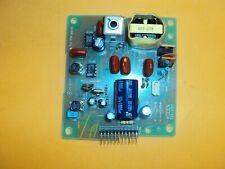 Si-tex Koden Cvs-106 color fishfinder transceiver pcb circuit board 120 khz