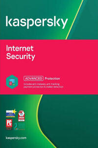 kaspersky internet security 2021 1 device 1 year Gobal Product Key