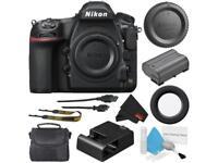 Nikon D850 Digital SLR Camera (Body Only) Professional Bundle
