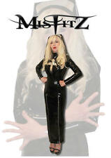 Misfitz PVC PASTOIA Gotico Suore uniforme + Copricapo TG 8-32 o MADE TO MEASURE