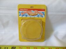Fisher Price Fun Food Bologna Cheese spam meat sandwich container parts toy