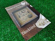 Loose Feathers 6: Pleasure of the Fleeting Year Blackbird Designs Cross Stitch