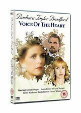 Barbara Taylor Bradford Voice of the Heart DVD Lindsay Wagner James Brolin