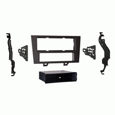 Radio Stereo Installation Mounting Dash Kit Combo Single DIN Wire Harness LE7