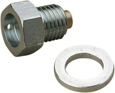 Magnetic Drain Plug w/ Washer Moose M0103 M12-1.5 Thread