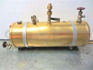 Kessel f. Fleischmann Dampfmaschine 125/2.Mit Anbauteilen.Kessel ist dicht. U/61