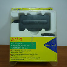 SONY AC-LS1 AC ADAPTOR/CHARGER FOR SONY CYBER-SHOT DIGITAL PHOTO CAMERAS =NEW=