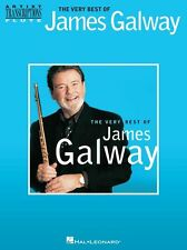 James Galway le meilleur de apprendre à jouer de la musique flûte annies chanson Livre