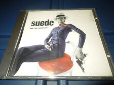 SUEDE - METAL MICKEY - 1993 U.S. PROMO CD SINGLE - VERY RARE