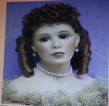 Monique Antique Style Doll Wigs Annette