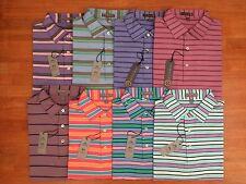 NEW Peter Millar E4 Short Sleeve Polo Shirt Golf Summer Comfort Men Top Size L