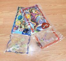 Genuine McDonald's 2003 Spy Kids 3D Game Over Comic & Toy  #4 & #5!! **READ**
