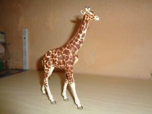 Giraffe stehend von Elastolin/ Preiser 7cm