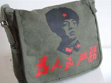 Lei Feng Heavy Duty Cotton / Canvas Shoulder Bag