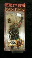 The Lord of the Rings The Two Towers KING THEODEN IN ARMOR WITH SWORD-SLASHING