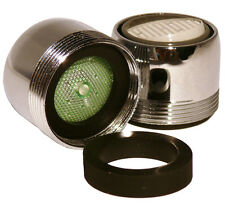 1.5 GPM Neoperl Adjustable Stream tip bottom Faucet Aerator (TSA-0150-DT-PD)
