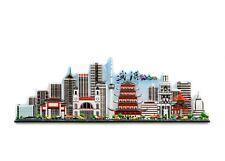 3D Resin Fridge Magnet Travel Tourist Souvenir Memorabilia - WuHan , China