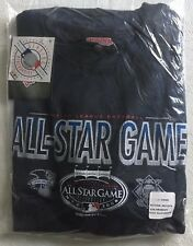 MLB All Star Game Navy Large Long Sleeve Official MLB Merchandise New with Tags
