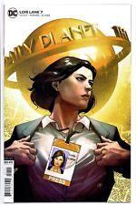 LOIS LANE Vol.2 #7(3/20)1st KISS OF DEATH(PUTRI VARIANT)SUPERMAN(CGC WORTHY)9.8!