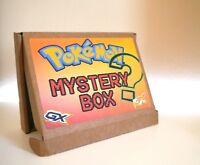 Pokemon Epic Power Box - ULTRA RARE GUARANTEED - GX - EX - HYPER RARE - GOLD