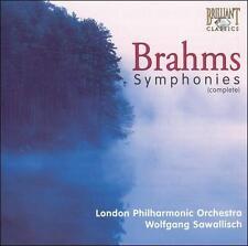 Brahms: Complete Symphonies, New Music
