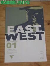 East of West #1 (2013) Image Comics, First Print - Hickman, Dragotta NM