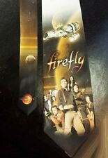 L@K! Firefly Serenity Neck Tie - Browncoats