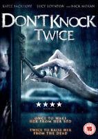 Don'T Knock Twice DVD Nuevo DVD (SIG478)