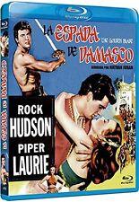The Golden Blade (Blu-Ray) Steven Geray, Rock Hudson, Nathan Juran BRAND NEW