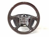 2016 Buick Enclave Steering Wheel w/ Audio & Cruise Control OEM LKQ