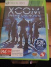 Pre-owned Xbox 360 XCOM Enemy Unknown  game  manual